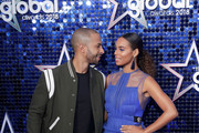 Marvin and Rochelle Humes attend The Global Awards 2018 at Eventim Apollo, Hammersmith on March 1, 2018 in London, England.