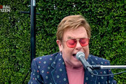 """In this screengrab, Sir Elton John performs during """"One World: Together At Home"""" presented by Global Citizen on April, 18, 2020. The global broadcast and digital special was held to support frontline healthcare workers and the COVID-19 Solidarity Response Fund for the World Health Organization, powered by the UN Foundation."""