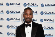 Jamie Foxx on the red carpet at the Global Down Syndrome 10th anniversary BBBY fashion show at Sheraton Denver Downtown Hotel on October 20, 2018 in Denver, Colorado.