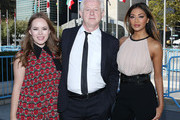 Richard Curtis Tanya Burr Photos Photo