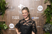 Amy Smart attends the Global Green 2019 Pre-Oscar Gala  at Four Seasons Hotel Los Angeles at Beverly Hills on February 20, 2019 in Los Angeles, California.