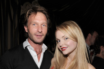 Photo of Thomas Kretschmann & his  Daughter  Stella Kretschmann
