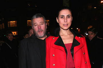 Philippe Starck Globes de Cristal 2010 Awards - Red Carpet