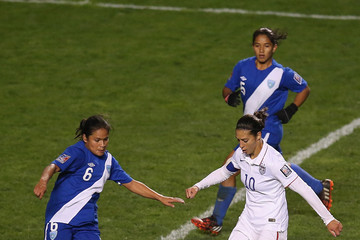 Gloria Aguilar United States v Guatemala: Group A - 2014 CONCACAF Women's Championship