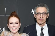 """Julianne Moore and John Turturro attend """"Gloria Bell"""" New York Screening at Museum of Modern Art on March 04, 2019 in New York City."""