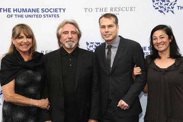 Gloria Butler The Humane Society Of The United States' To The Rescue! Los Angeles Gala - Red Carpet