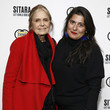 Gloria Steinem Gucci And CHIME FOR CHANGE