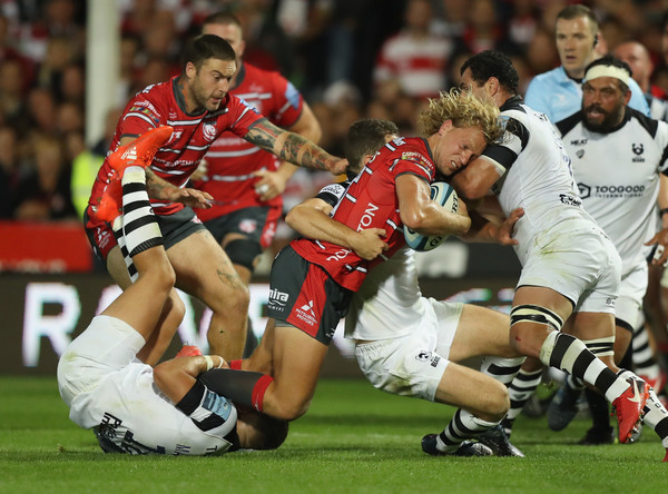 Gloucester Rugby vs. Bristol Bears - Gallagher Premiership Rugby