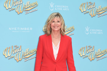 Glynis Barber The Gala Performance Of Wind In The Willows - Red Carpet Arrivals