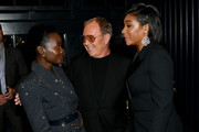 Lupita Nyong'o, Michael Kors and Tiffany Haddish attends God's Love We Deliver, Golden Heart Awards on October 21, 2019 in New York City.