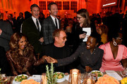 David Burtka, Neil Patrick Harris, Iman, Michael Kors, and Lupita Nyong'o attend God's Love We Deliver, Golden Heart Awards on October 21, 2019 in New York City.