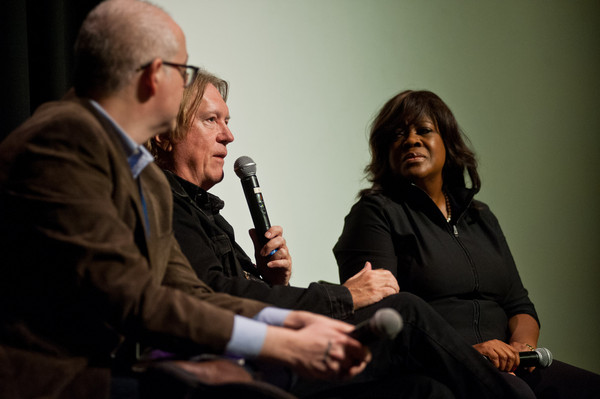 EBERTFEST 2015 - 'MOVING MIDWAY' Screening - Post Screening Discussion
