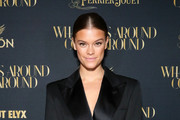 Nina Agdal attends the What Goes Around Comes Around Madison Avenue Flagship Opening Celebration with Pernod Ricard on February 08, 2019 in New York City.