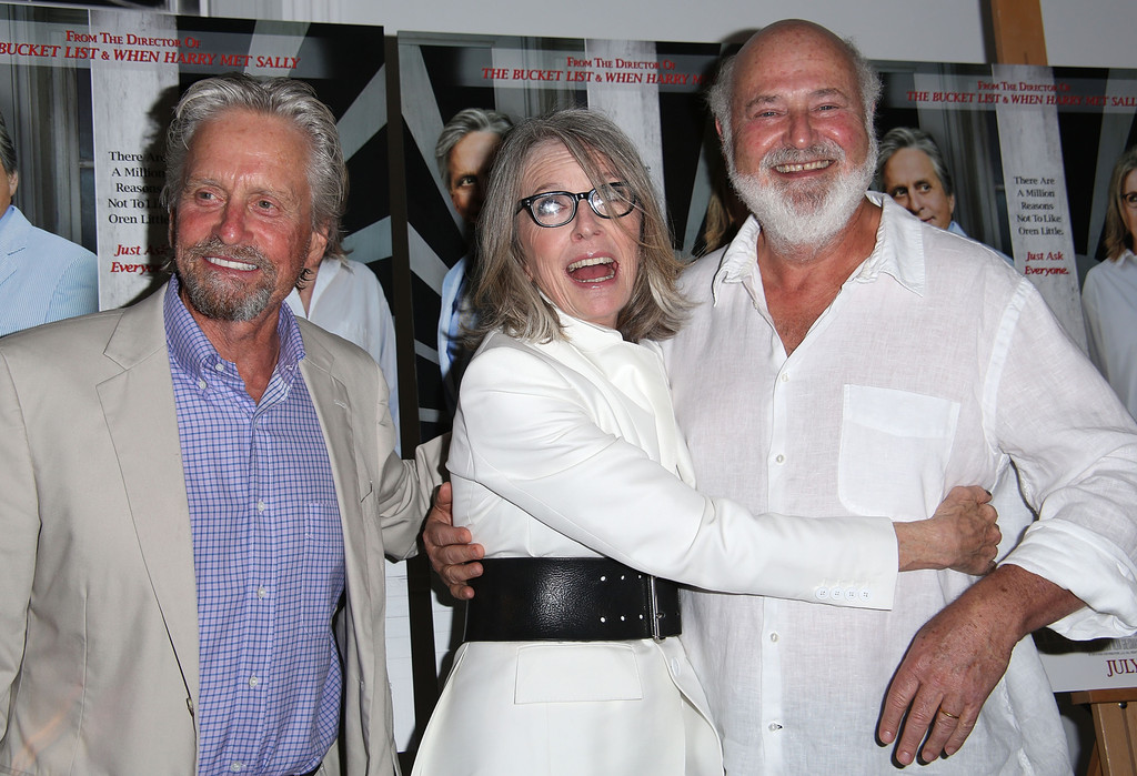 New Diane Keaton Movie And So It Goes
