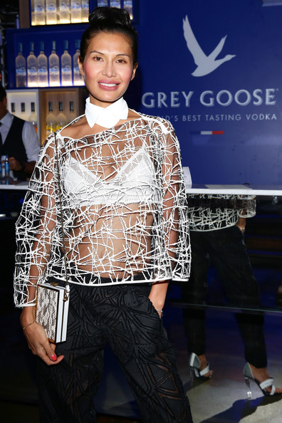 Guests at the Grey Goose Le Loft L'Officiel Party