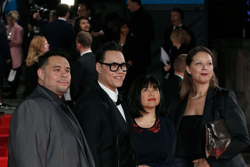 Gok Wan Royal Film Performance: 'Spectre'