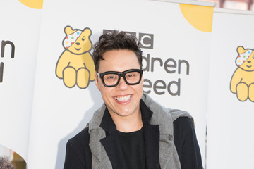 Gok Wan Terry Wogan's Gala Lunch - Children in Need
