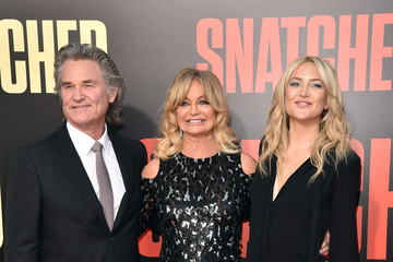 Goldie Hawn Premiere of 20th Century Fox's 'Snatched' - Arrivals