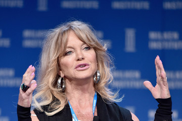 Goldie Hawn 2016 Milken Institute Global Conference