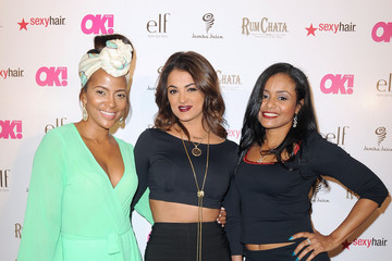 Golnesa Gharachedaghi Arrivals at OK Magazine's So Sexy L.A. Event
