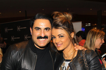 Golnesa Gharachedaghi KIIS FM's Jingle Ball 2013 Presented By T-Mobile In Partnership With Samsung - Gift Suite