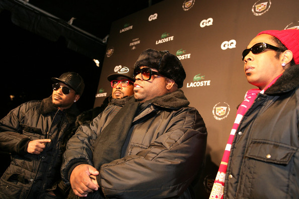GQ XLV Super Bowl Party - Red Carpet