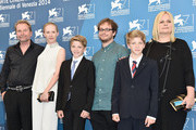 'Goodnight Mommy' - Photocall - 71st Venice Film Festival