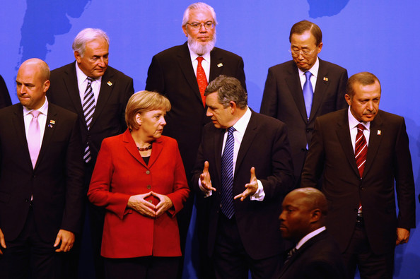 World Leaders Gather For G20 Summit In Pittsburgh []