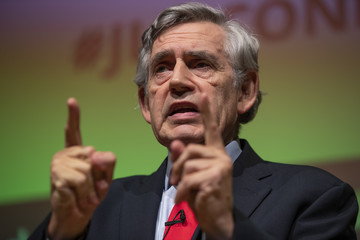 Gordon Brown Delegates Attend The 2018 Jewish Labour Movement Conference