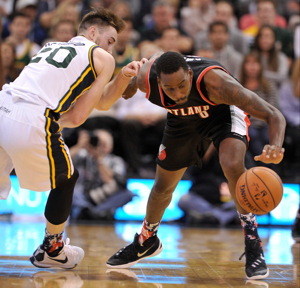 Portland Trail Blazers Live Stream: Gordon Hayward Photos Photos