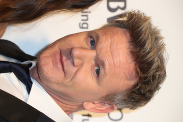 Gordon Ramsay 25th Annual Elton John AIDS Foundation's Oscar Viewing Party - Arrivals