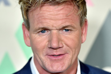 Gordon Ramsay Stars Attend the 2015 Summer TCA Tour FOX All-Star Party