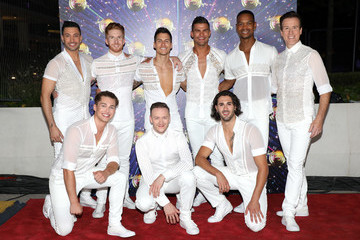 Gorka Marquez Johannes Radebe 'Strictly Come Dancing' Launch Show - Red Carpet Arrivals