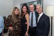 Claudia Saez-Fromm, Michelle Griffith, Ryan Fitzpatrick and Mark David Fromm attend Gotham Magazine's and The Corcoran Group Celebration of Assouline's Gatekeeper: World Of Folly with Author Hunt Slonem on November 15, 2018 in New York City.
