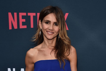 Goya Toledo Premiere of Netflix's 'Narcos' Season 2 - Red Carpet