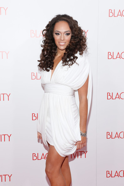 Grace Gibson Grace Gibson attends the Black Nativity  premiere at The    Grace Gibson