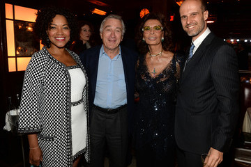 Grace Hightower Inside the Tribeca Film Festival Artist Dinner