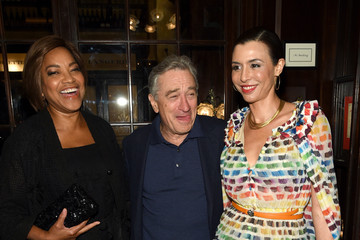 Grace Hightower 2015 Tribeca Film Festival CHANEL Artists Dinner, At Balthazar