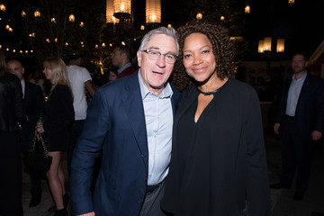 Grace Hightower Tribeca Film Institute Annual Gala Benefit Screening of 'This Is Where I Leave You'