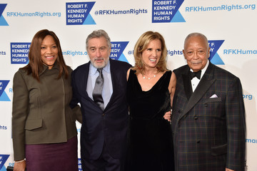 Grace Hightower Arrivals at the RFK Ripple of Hope Gala