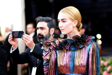Grace Johnson The 2019 Met Gala Celebrating Camp: Notes On Fashion - Arrivals