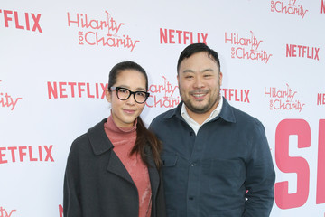 Grace Seo Chang Seth Rogen's Hilarity For Charity