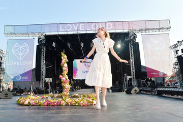 Grace Vanderwaal LOVELOUD Festival 2018 Powered By AT&T