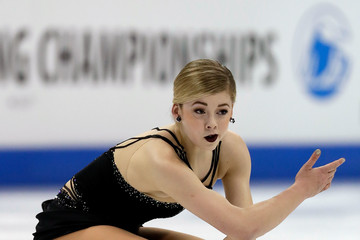 Gracie Gold 2017 U.S. Figure Skating Championships - Day 1