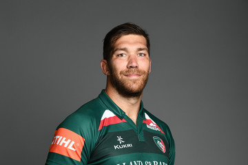 Graham Kitchener Leicester Tigers Photocall