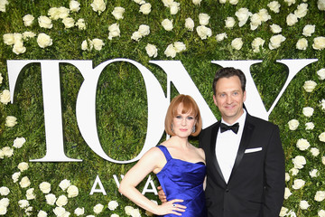 Graham Rowat 2017 Tony Awards - Arrivals
