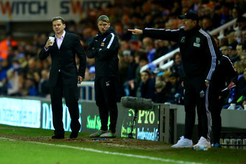 Graham Westley Peterborough United v West Bromwich Albion - The Emirates FA Cup Fourth Round Replay