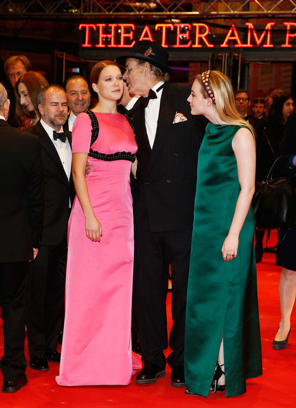 'The Grand Budapest Hotel' Premieres in Berlin