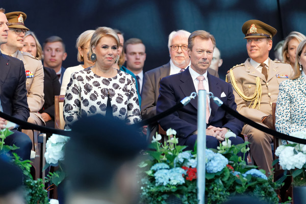 Luxembourg Celebrates National Day : Day One
