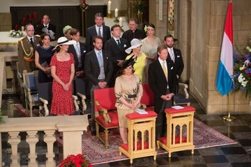 Grand Duke Henri Luxembourg Celebrates National Day : Day 2